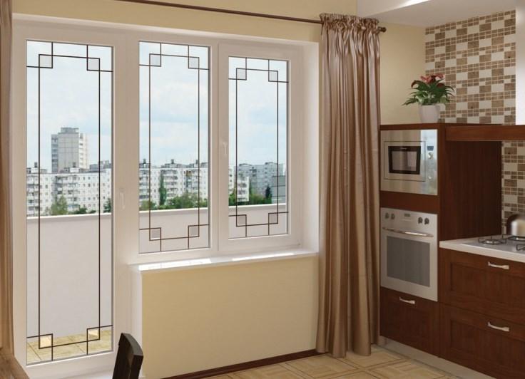 Балконные блоки пвх в минске. балконная дверь и окно. цены..